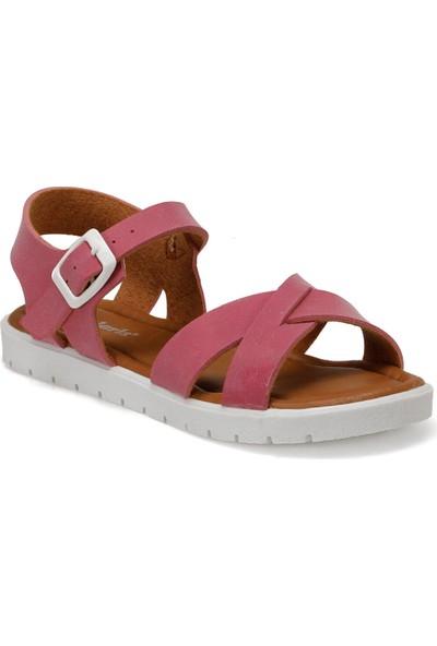 Polaris 91.508159.P Fuşya Kız Çocuk Sandalet