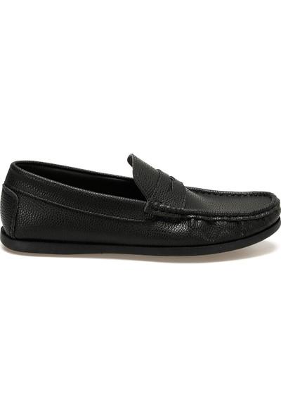 Flexall 171 C Siyah Erkek Klasik Ayakkabı