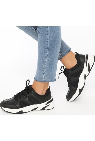 Lumberjack Legend Wmn 9Pr Siyah Kadın Sneaker Ayakkabı