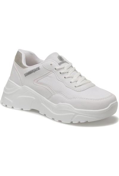Lumberjack Henora 9Pr Beyaz Kadın Sneaker Ayakkabı