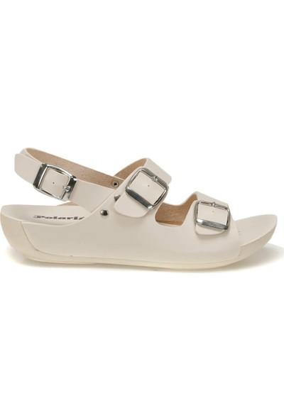 Polaris 91.400188.Z Bej Kadın Sandalet