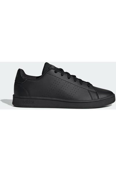 adidas Çocuk Günlük Ayakkabı Spor Siyah Ef0212 Advantage K