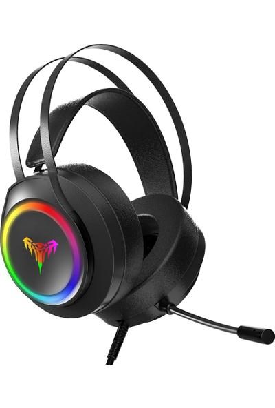 Katsuta T4-9009 LED Işıklı Mikrofonlu Gaming Oyuncu Kulaklığı