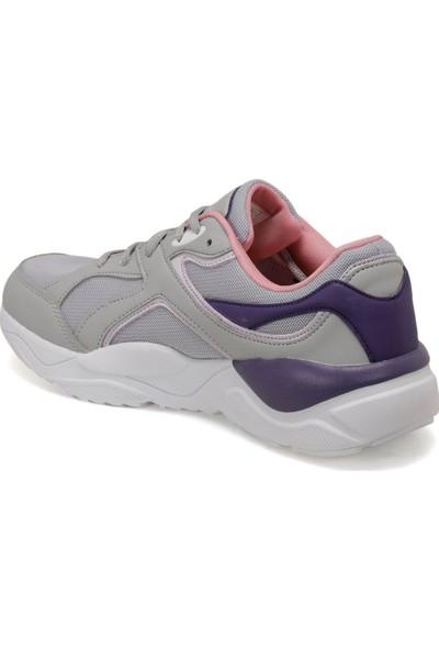 Lumberjack NEWTON WMN Açık Gri Kadın Sneaker Ayakkabı