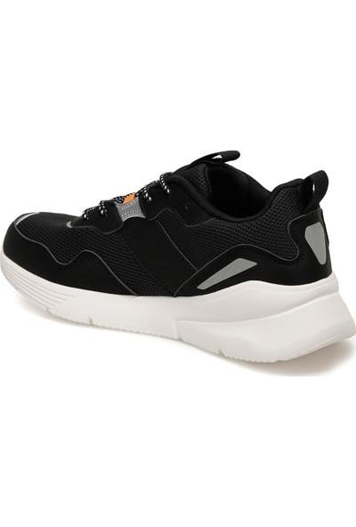 Lumberjack Belgrad Siyah Erkek Sneaker Ayakkabı