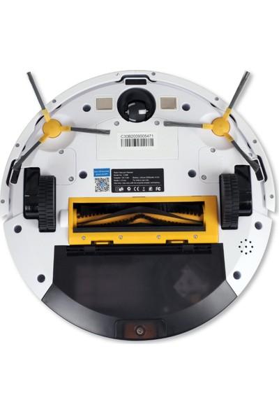 Liectroux C30B 500 W Akıllı Robot Süpürge