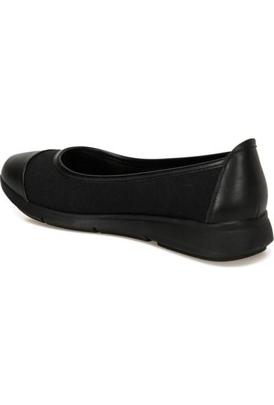 Travel Soft Trv1674.Z Siyah Kadın Ayakkabı