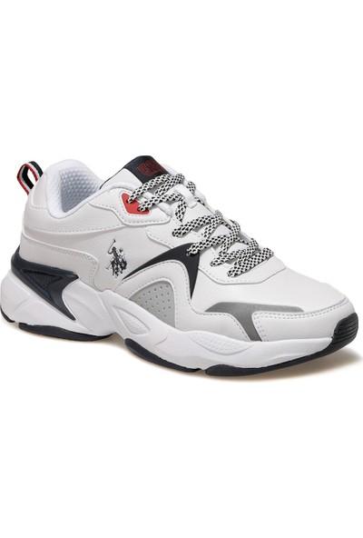 U.s. Polo Sneaker Ayakkabı Erkek Ayakkabı Jımmy