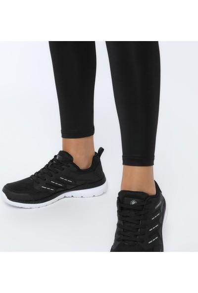 Lumberjack Selena Siyah Kadın Yürüyüş Ayakkabısı