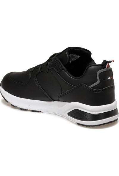 U.S. Polo Assn. Vance Siyah Kadın Spor Ayakkabısı Sneaker