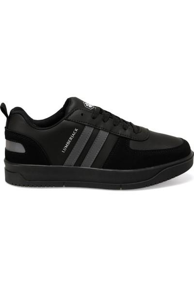 Lumberjack Klan Erkek Spor Ayakkabı-Siyah Siyah