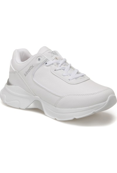 Kinetix Pull Pu W Beyaz Kadın Spor Ayakkabı