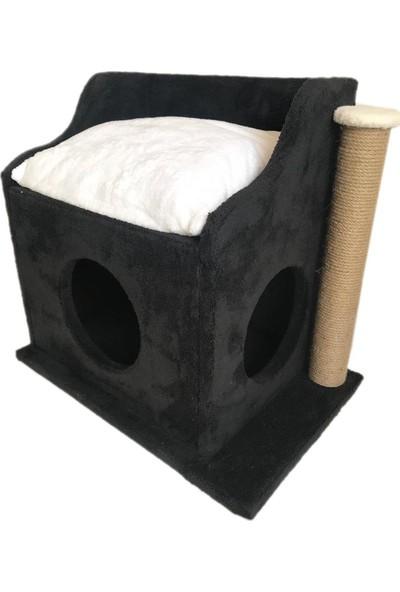 Tiger Pets Cat Dream Siyah Kedi Evi