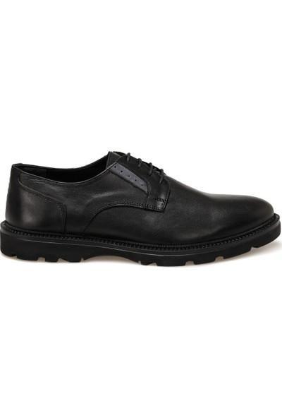 Garamond 100-1 Siyah Erkek Ayakkabı