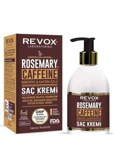 Revox Biberiye ve Caffein Özlü Saç Kremi