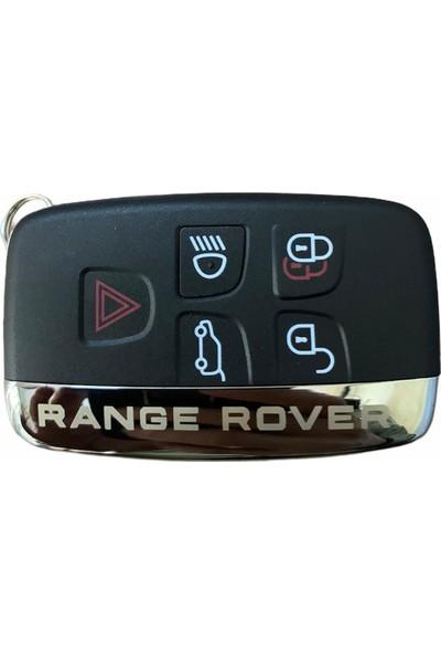Land Rover Range Rover Range Rover Krom Kumanda Kabı Siyah