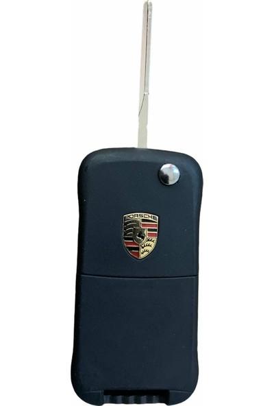 Pekial Porsche Cayenne 2 Buton Sustalı Kumanda Kabı
