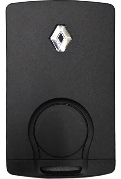 Renault Anahtar Kabı 4 Butonlu Smart Kart