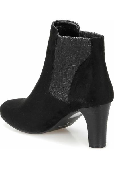 Miss F Dw18092 Siyah Kadın Basic Dress