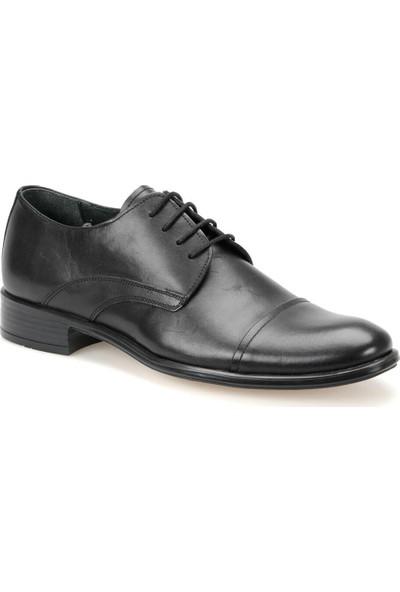 Garamond G-44 C Siyah Erkek Deri Ayakkabı