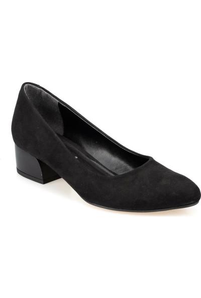 Polaris 91.313095Sz Siyah Kadın Gova Ayakkabı