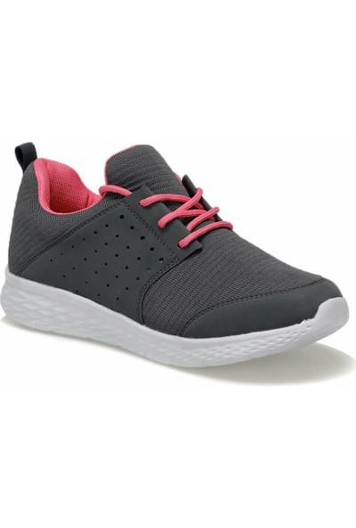 Torex Devon W Antrasit Fuşya Kadın Sneaker Ayakkabı