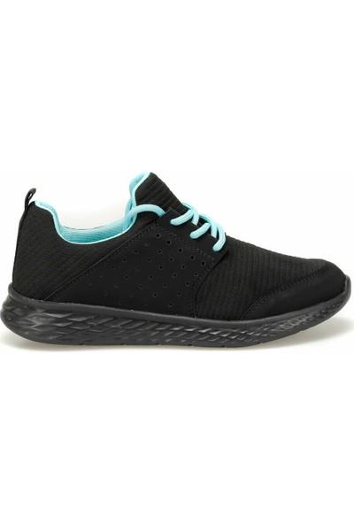 Torex Devon W Siyah Turkuaz Kadın Sneaker Ayakkabı