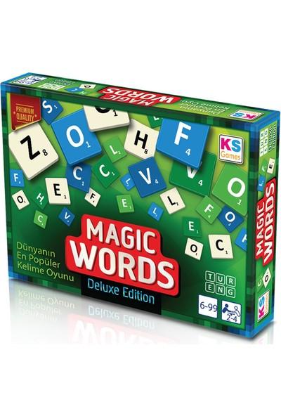 KS Kelime Oyunu Seti Magic Words Deluxe Edition Masa Oyunu