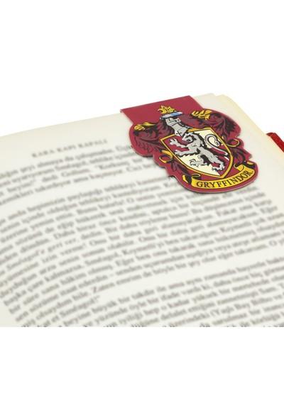 Bookmark Gryffındor Mıknatıslı Kitap Ayracı