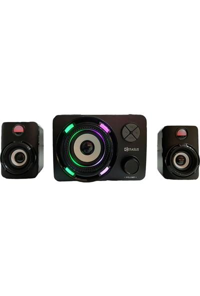 Kerasus KR-1006 2+1 Oyuncu Ses Sistemi Bluetooth Hoparlör
