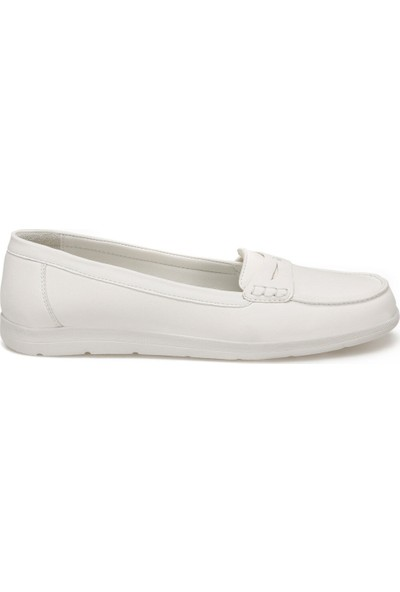 Travel Soft Trv1603.Z Beyaz Kadın Ayakkabı