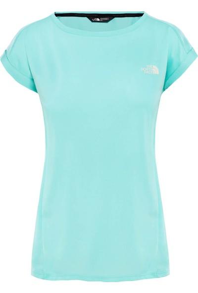 The North Face Tanken Tank Kadın T-Shirt Mavi