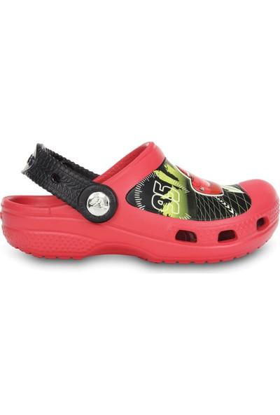 Crocs Creative Lightning McQueen Clog Çocuk Terlik