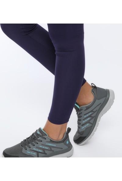 Lumberjack Selena Koyu Gri Kadın Yürüyüş Ayakkabısı