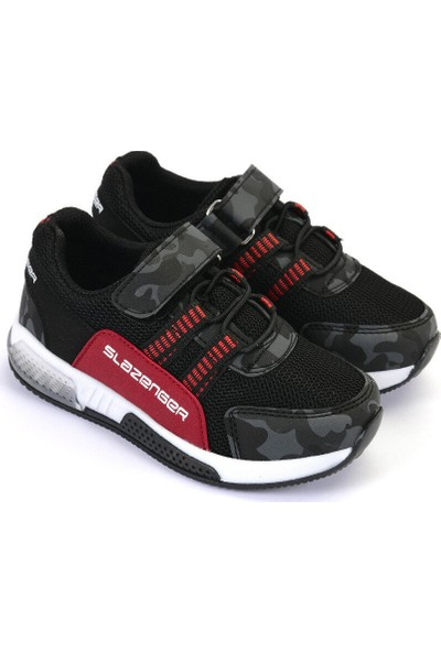 Slazenger EFECT Spor Çocuk Ayakkabı Siyah