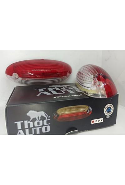 Thoc Auto Balık Sırtı Dorse Lambası