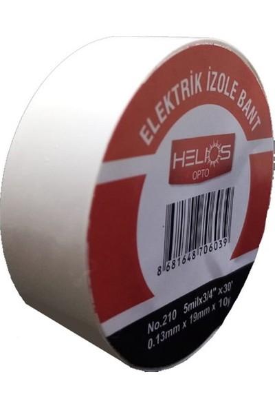 Globe Elektrik Bandı Izole Bant Beyaz
