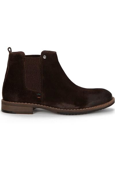 Pierre Cardin Erkek Kahverengi Bot Ayakkabı 50234296-400
