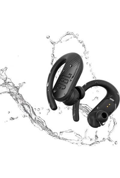 JBL Endurance Peak 2 TWS Kulak İçi Bluetooth Kulaklık – Siyah