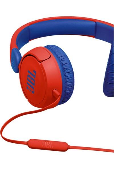 JBL JR310 Kulak Üstü Çocuk Kulaklığı – Kırmızı