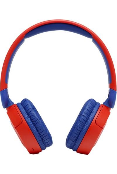 JBL JR310BT Kablosuz Kulak Üstü Çocuk Kulaklığı - Kırmızı