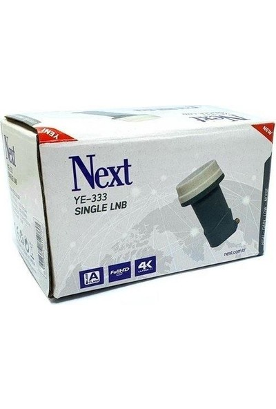 Next YE-333 Tekli Platinum Lnb