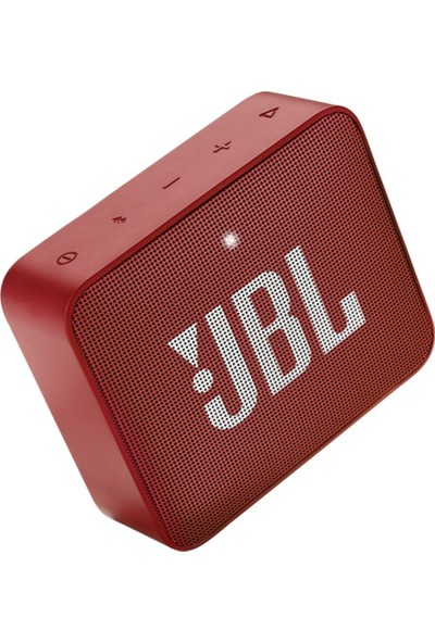 JBL Go 2 Plus Taşınabilir Bluetooth Hoparlör - Kırmızı