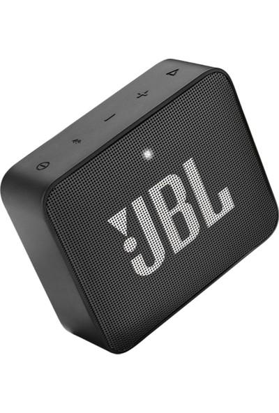JBL Go 2 Plus Taşınabilir Bluetooth Hoparlör – Siyah