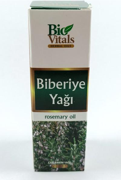 Bio Vitals Biberiye Yağı 20 ml