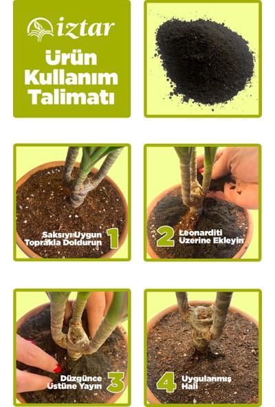 İzagro Leonardit Organik Toprak Düzenleyici 5 kg Toz