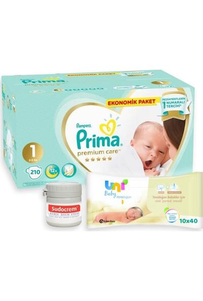 Prima Premium Care Yenidoğan 1 Beden Aylık Set