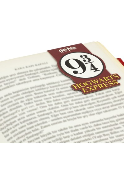 Mabbels Bookmark Hogwarts Express Mıknatıslı Kitap Ayracı