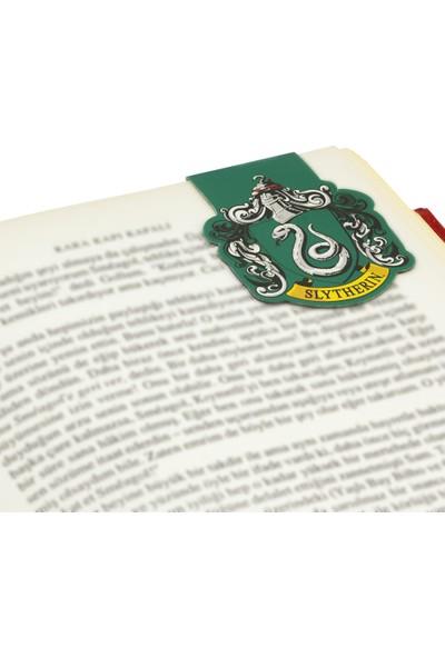 Mabbels Bookmark Slytherın Mıknatıslı Kitap Ayracı