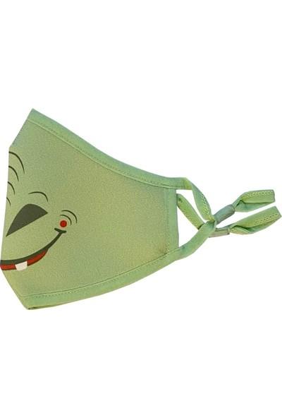 Parkrow 3 Katlı Yıkanabilir Nano Çocuk Maske
